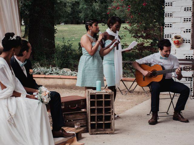 Le mariage de Nicolas et Aurélie à Belleserre, Tarn 3