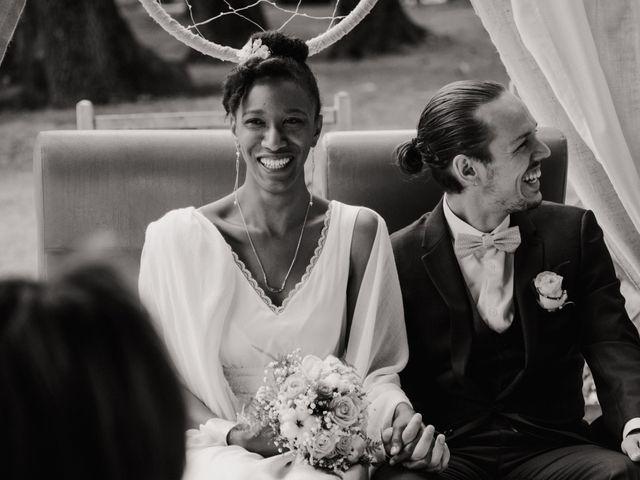 Le mariage de Aurélie et Nicolas