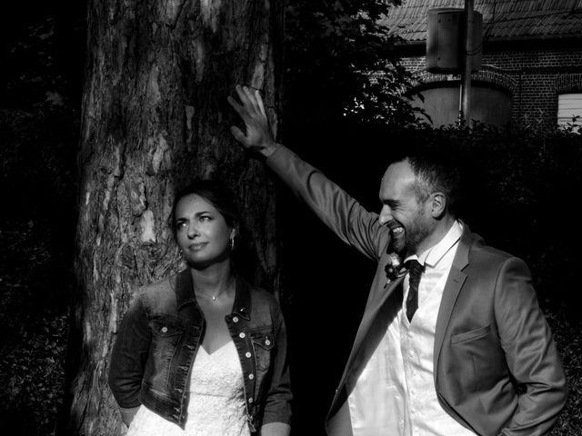 Le mariage de Charlie et Julie à Ennevelin, Nord 12