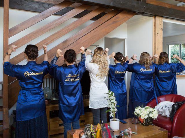 Le mariage de Morgan et Mathilde à Longpont-sur-Orge, Essonne 4