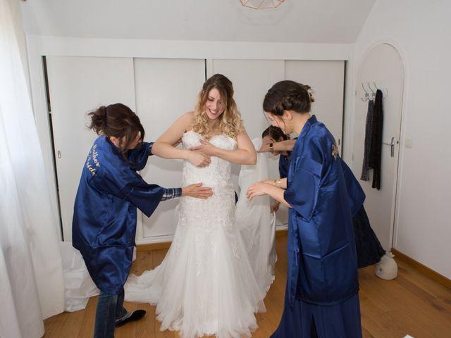 Le mariage de Morgan et Mathilde à Longpont-sur-Orge, Essonne 8
