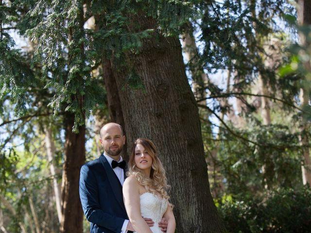 Le mariage de Morgan et Mathilde à Longpont-sur-Orge, Essonne 20