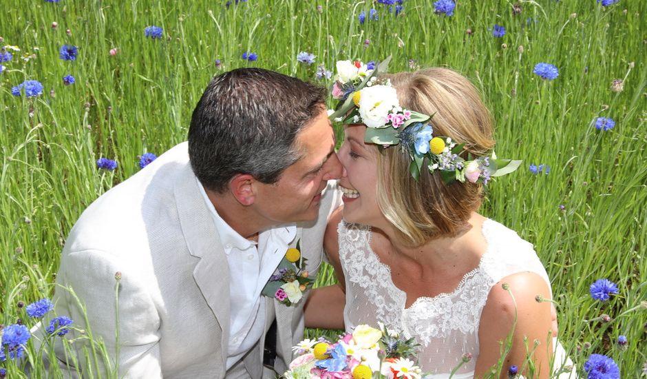 Le mariage de Benoit et Claire à Derchigny, Seine-Maritime