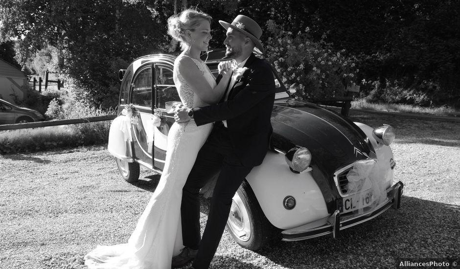 Le mariage de Florian et Mélody à Lisieux, Calvados