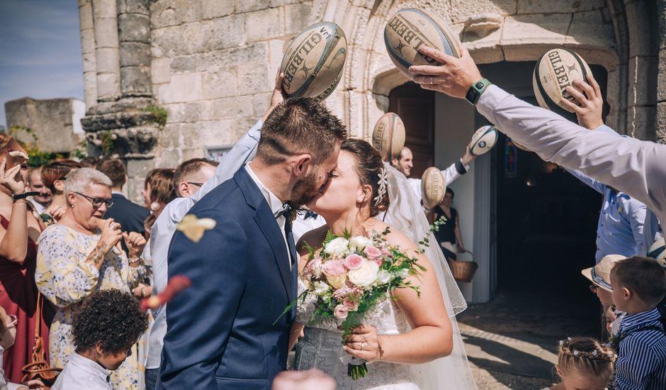 Le mariage de Yoann et Jessica à Arvert, Charente Maritime