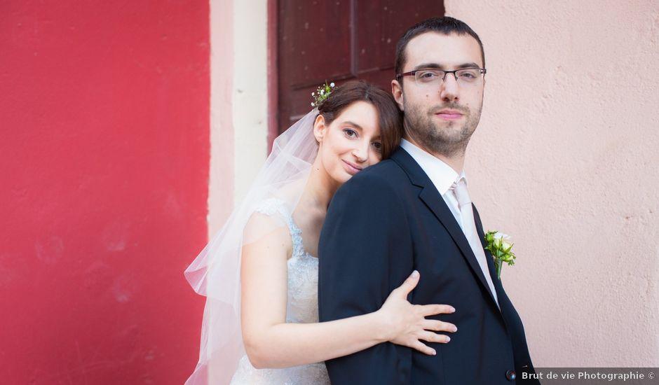 Le mariage de Antoine et Céline à Bastia, Corse