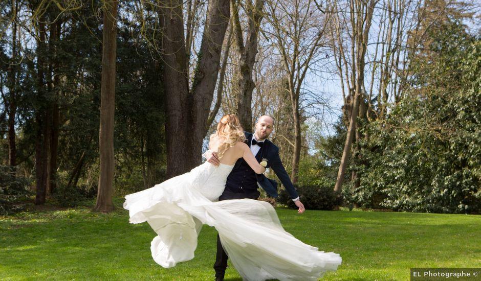 Le mariage de Morgan et Mathilde à Longpont-sur-Orge, Essonne