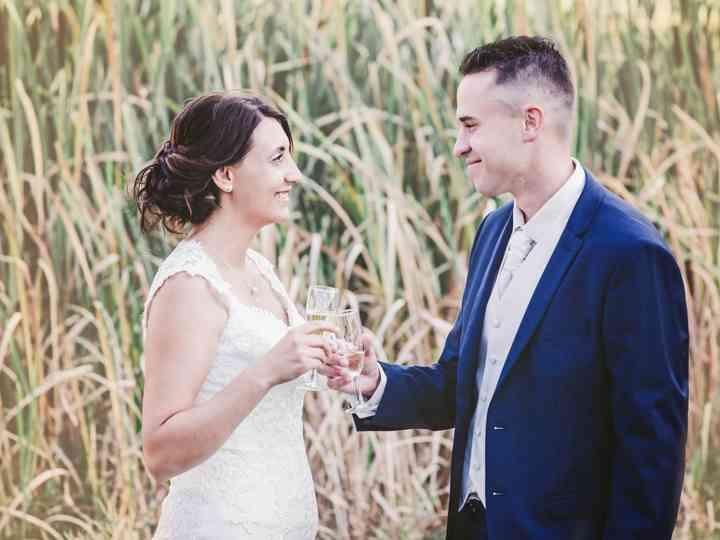 Le mariage de Laetitia et Pierre