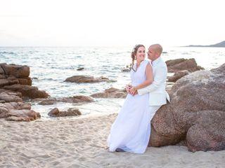Le mariage de Cécile et Andreas