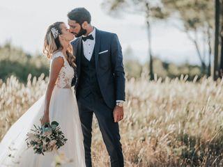 Le mariage de Tiphanie et Alex
