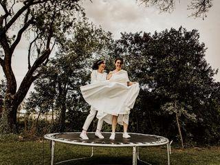 Le mariage de Laurence et Mathilde