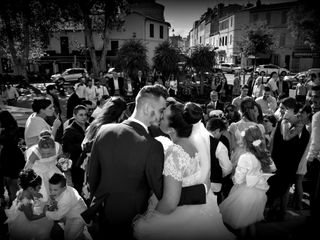 Le mariage de Nathalie et Christopher