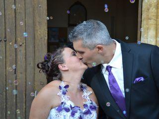 Le mariage de Stéphanie et Alain