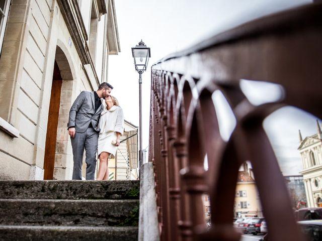Le mariage de David et Sandra à Paris, Paris 4