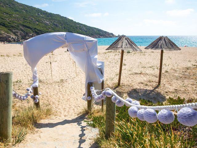 Le mariage de Andreas et Cécile à Sartène, Corse 12