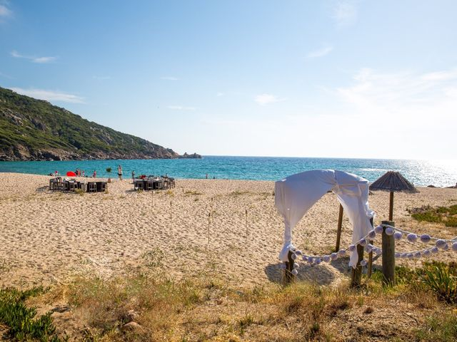 Le mariage de Andreas et Cécile à Sartène, Corse 14