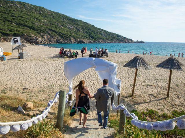 Le mariage de Andreas et Cécile à Sartène, Corse 16