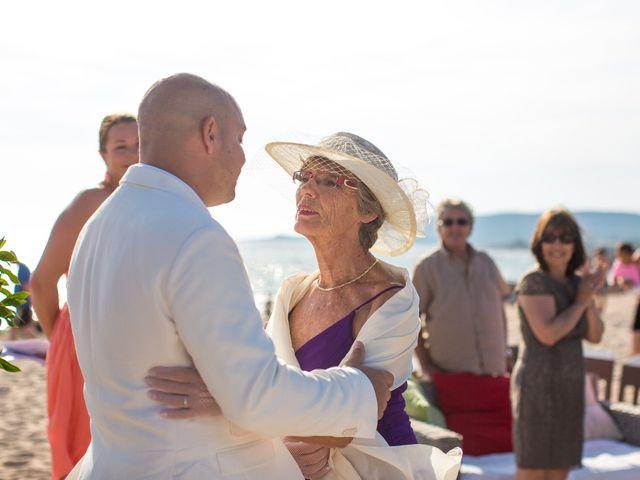 Le mariage de Andreas et Cécile à Sartène, Corse 17