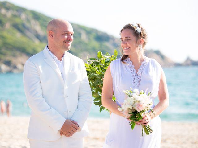 Le mariage de Andreas et Cécile à Sartène, Corse 20