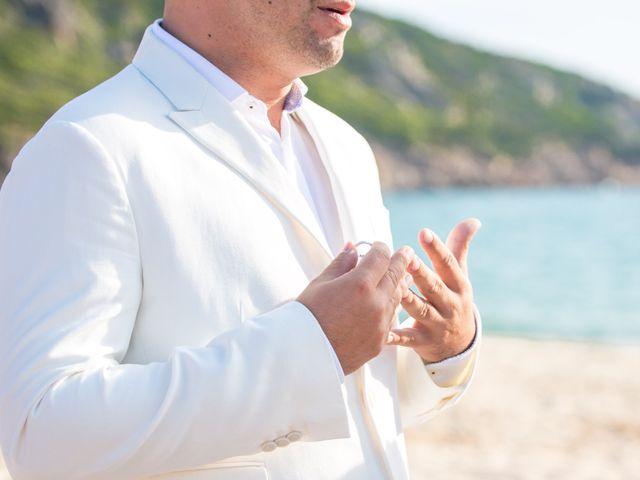 Le mariage de Andreas et Cécile à Sartène, Corse 27