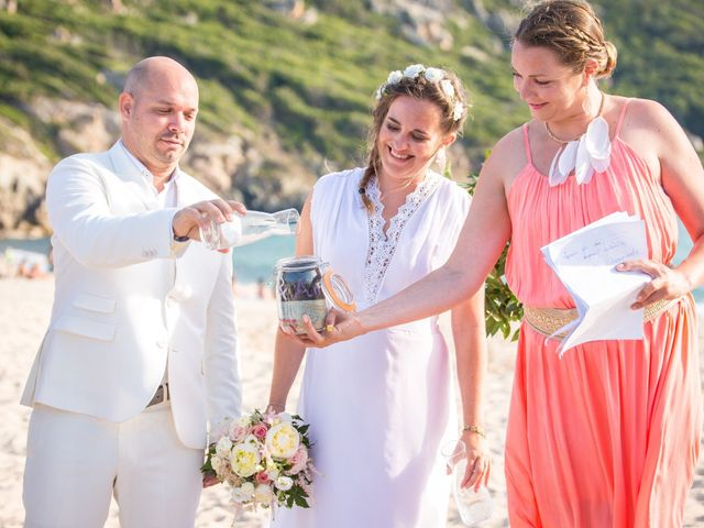 Le mariage de Andreas et Cécile à Sartène, Corse 31
