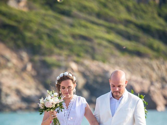 Le mariage de Andreas et Cécile à Sartène, Corse 32