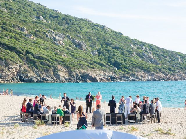 Le mariage de Andreas et Cécile à Sartène, Corse 34