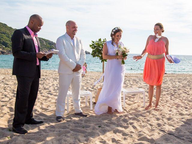 Le mariage de Andreas et Cécile à Sartène, Corse 37