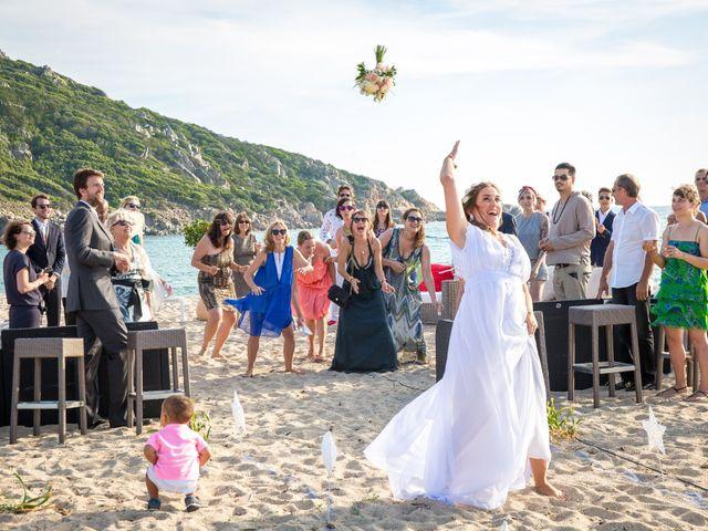 Le mariage de Andreas et Cécile à Sartène, Corse 39