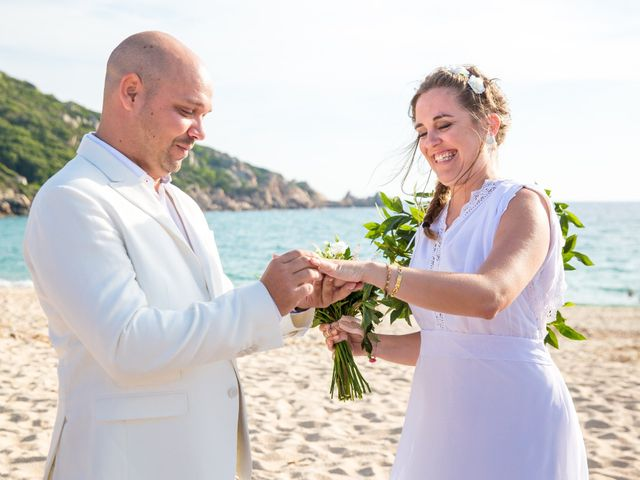 Le mariage de Andreas et Cécile à Sartène, Corse 40
