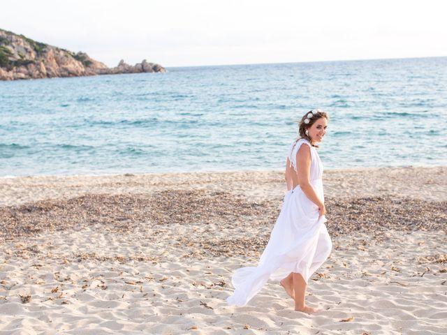 Le mariage de Andreas et Cécile à Sartène, Corse 41