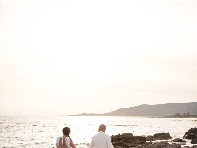 Le mariage de Andreas et Cécile à Sartène, Corse 42