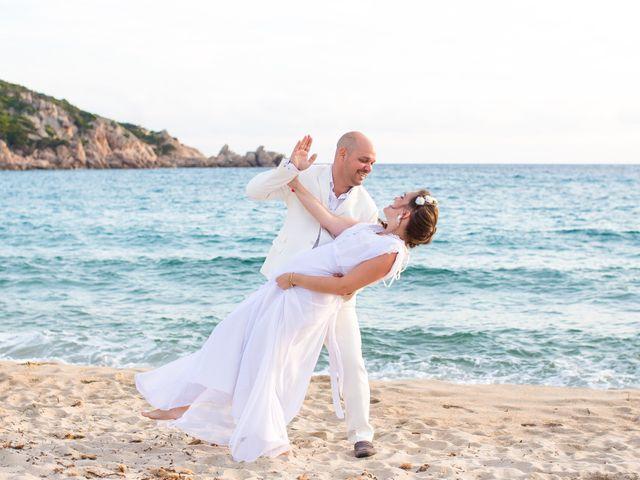 Le mariage de Andreas et Cécile à Sartène, Corse 43
