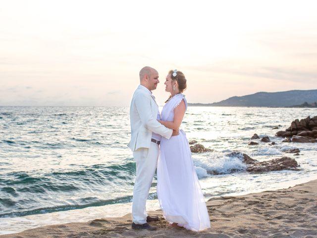 Le mariage de Andreas et Cécile à Sartène, Corse 44