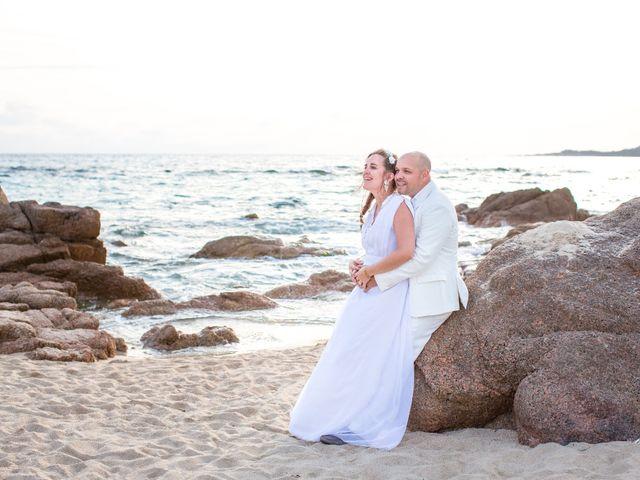 Le mariage de Andreas et Cécile à Sartène, Corse 45