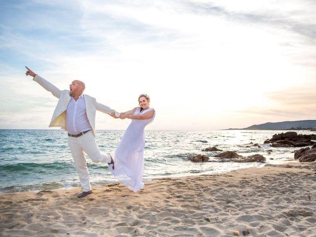 Le mariage de Andreas et Cécile à Sartène, Corse 50