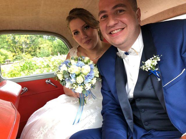 Le mariage de Yannick et Lorine à Vitry-la-Ville, Marne 1