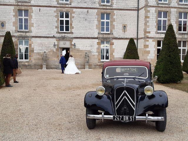 Le mariage de Yannick et Lorine à Vitry-la-Ville, Marne 2