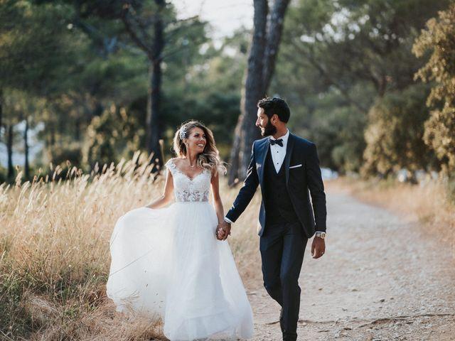 Le mariage de Alex et Tiphanie à La Ciotat, Bouches-du-Rhône 54