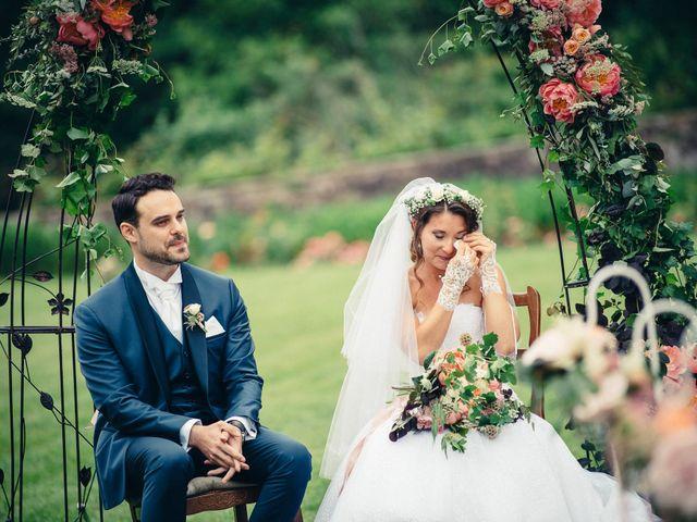 Le mariage de Marjorie et Stéphane