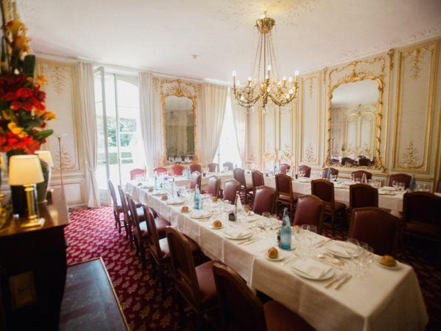 Le mariage de Jean et Sanam à Paris, Paris 4