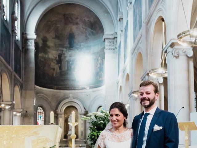 Le mariage de Jean et Sanam à Paris, Paris 1