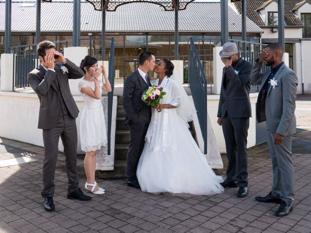 Le mariage de jean-paul et Joelle à Pontault-Combault, Seine-et-Marne 11