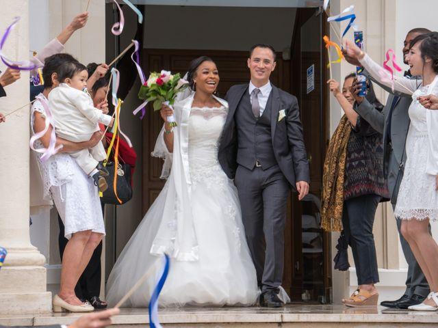Le mariage de jean-paul et Joelle à Pontault-Combault, Seine-et-Marne 2