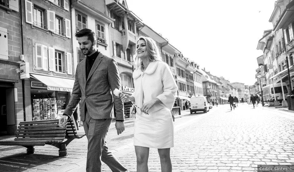 Le mariage de David et Sandra à Paris, Paris