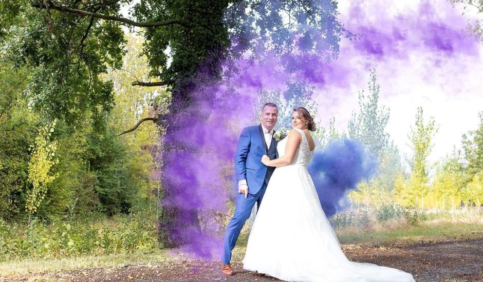 Le mariage de Yannick et Lorine à Vitry-la-Ville, Marne