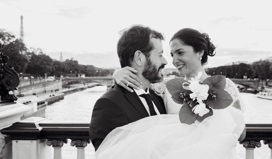 Le mariage de Jean et Sanam à Paris, Paris