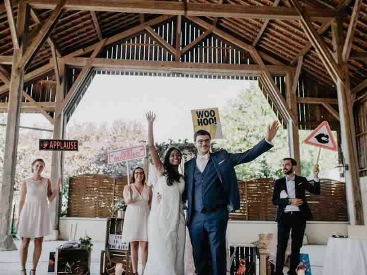 Le mariage de Mylène et Mathieu