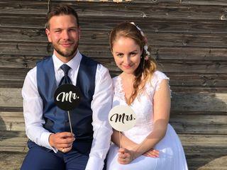 Le mariage de Margot  et David  2