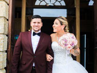 Le mariage de Priscillia et Christopher